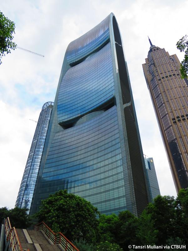 Pearl River Tower The Skyscraper Center