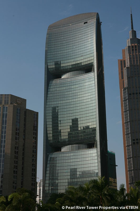 Pearl River Tower - The Skyscraper Center