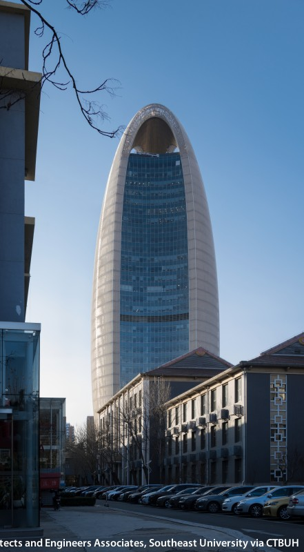 People's Daily New Headquarters - The Skyscraper Center