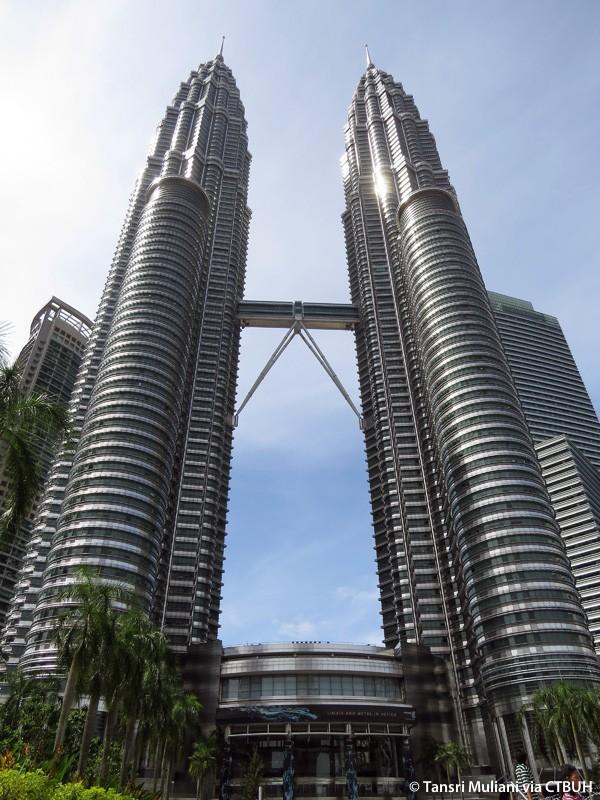 Petronas Twin Tower 1 - The Skyscraper Center