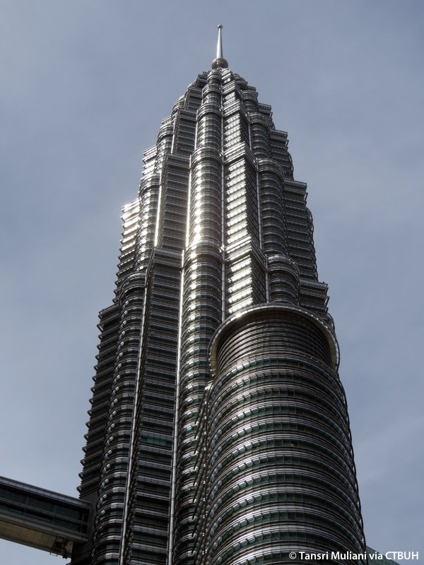 Petronas Twin Tower 2 The Skyscraper Center