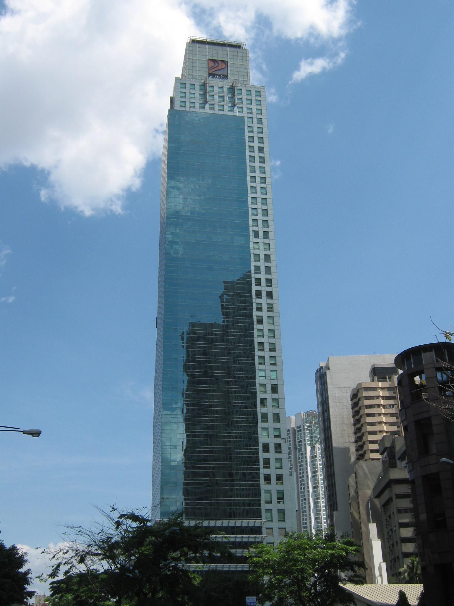 petron megaplaza the skyscraper center