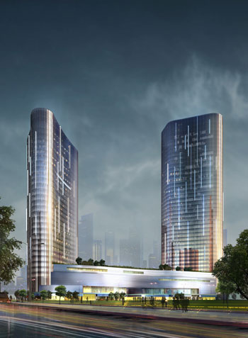 Phoenix International Book City East Tower The