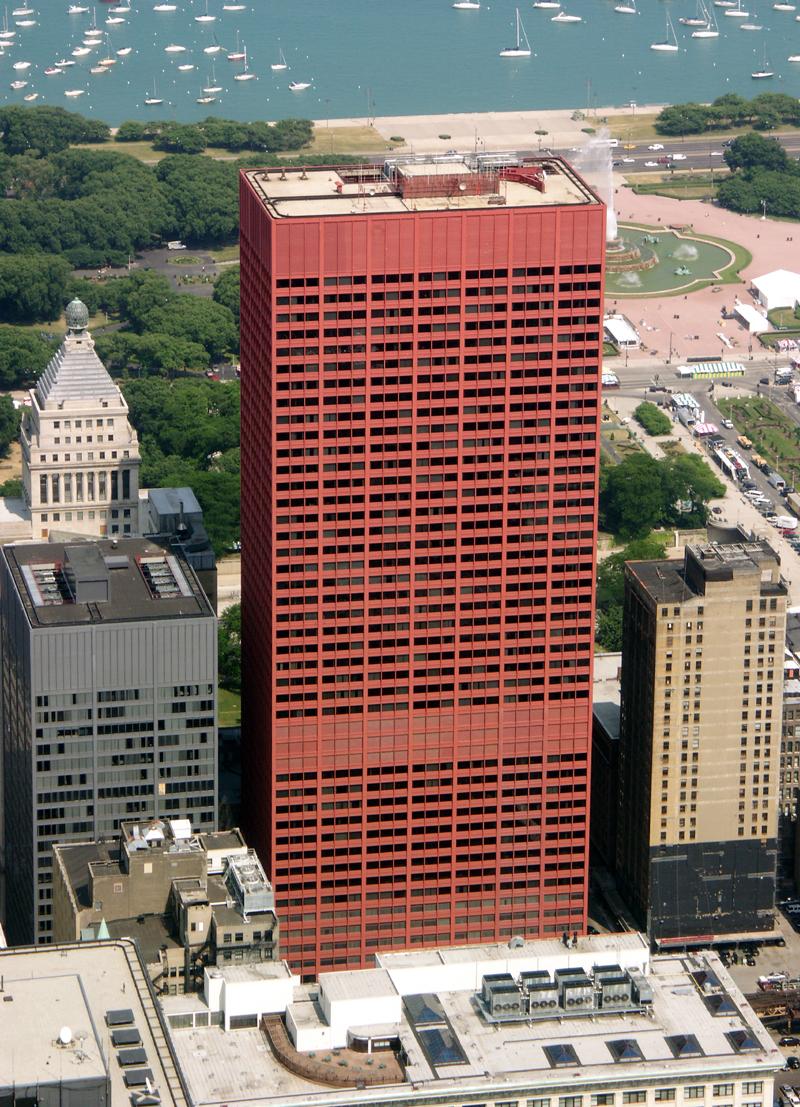 Cna New Building Chicago
