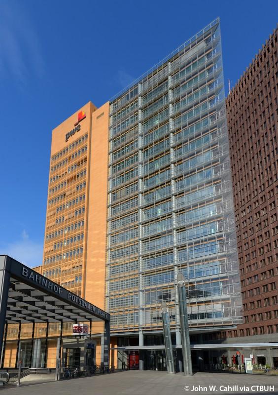 Eleven Potsdamer Platz