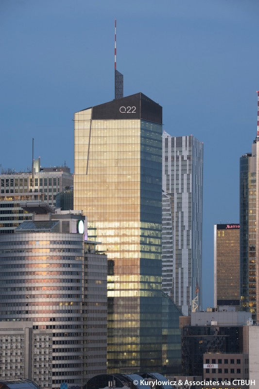 q22 tower