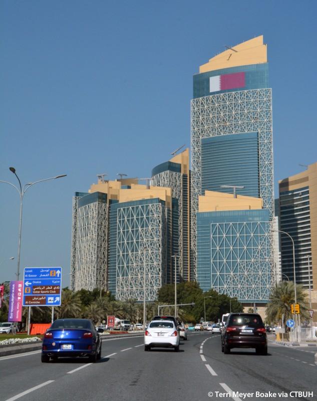 Qatar Petroleum District Complex - The Skyscraper Center