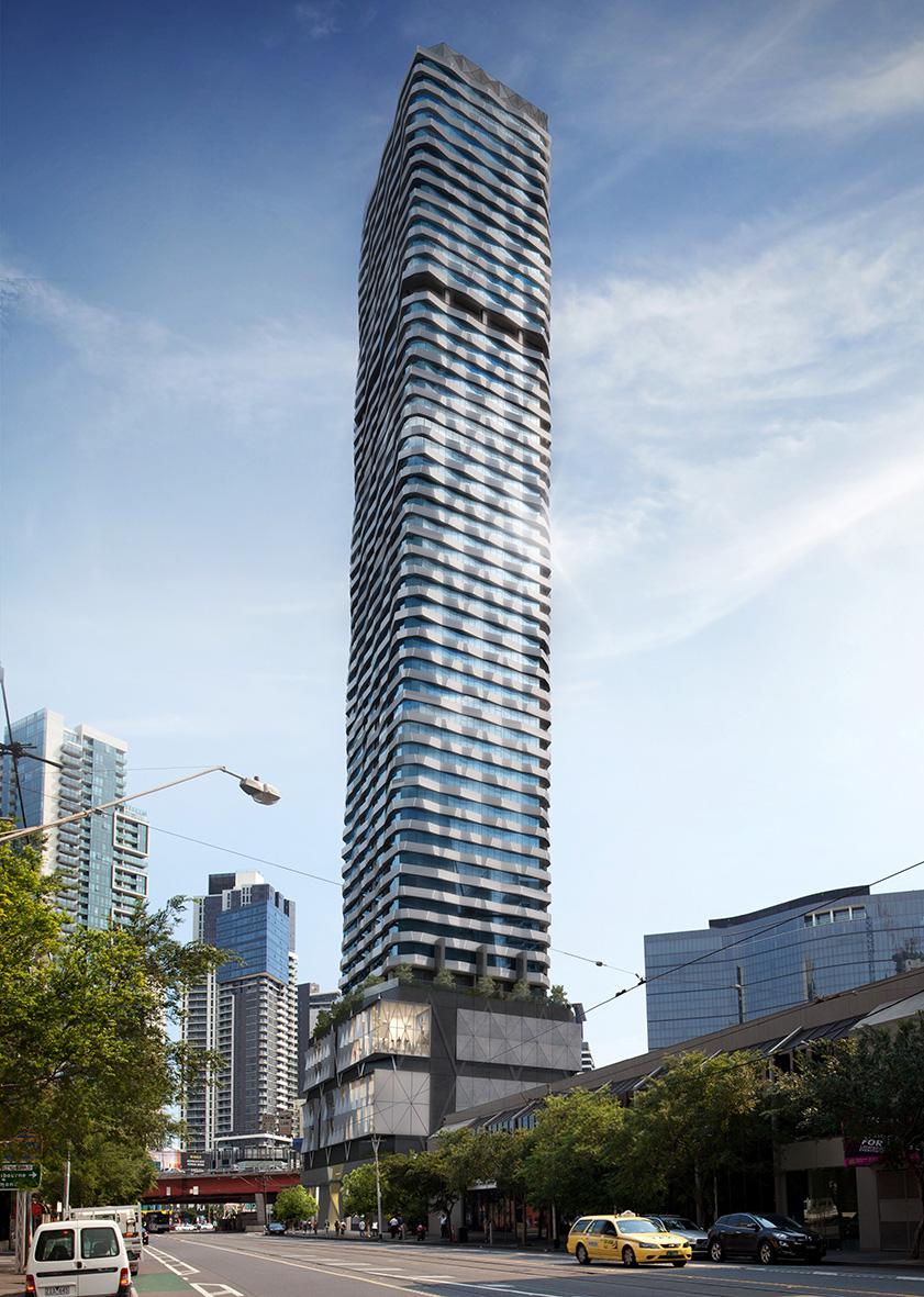 88 Melbourne The Skyscraper Center
