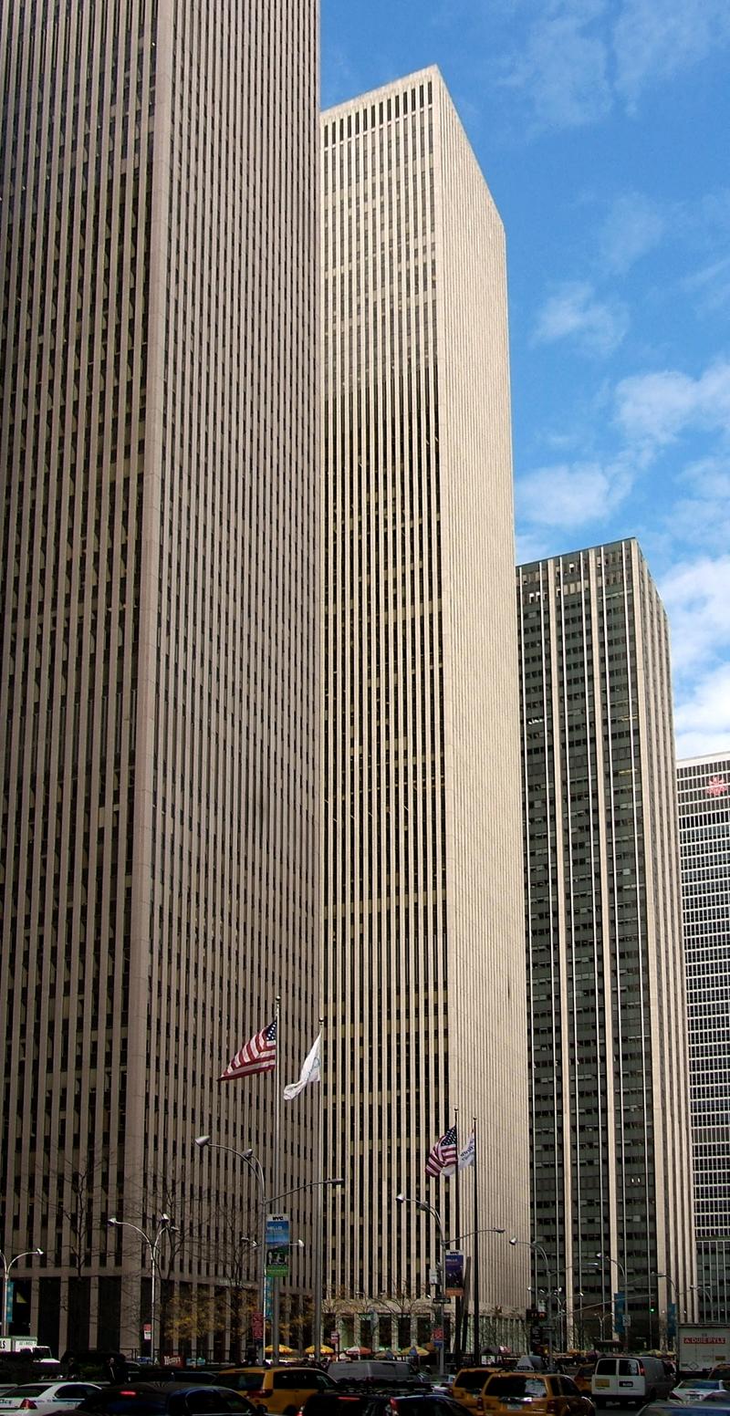 1251 Avenue Of The Americas The Skyscraper Center