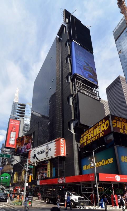 Renaissance New York Times Square Hotel The Skyscraper Center