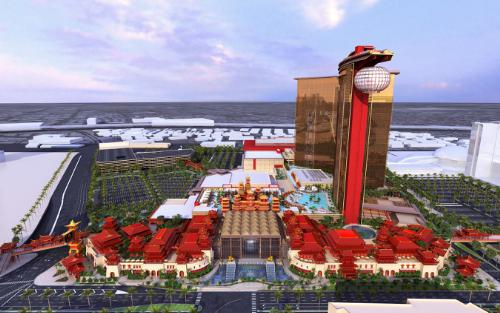 t.h.e. hotel & lvegas casino jeju