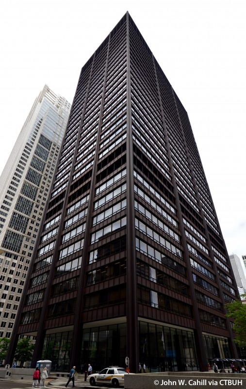 City Of Chicago Building Drawings