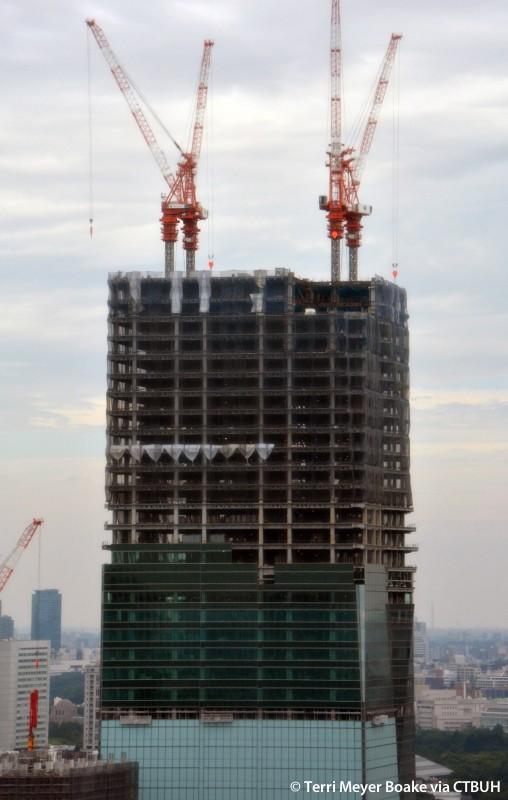 roppongi grand tower architecture