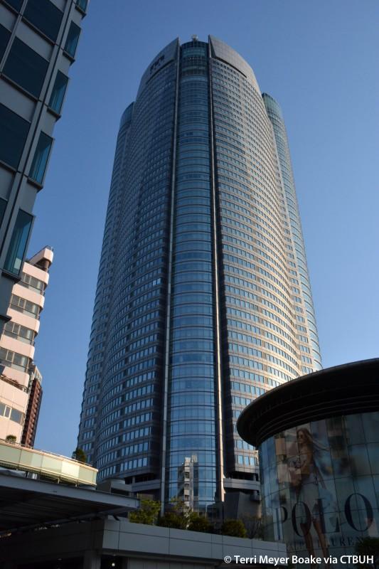 Roppongi Hills Mori Tower The Skyscraper Center