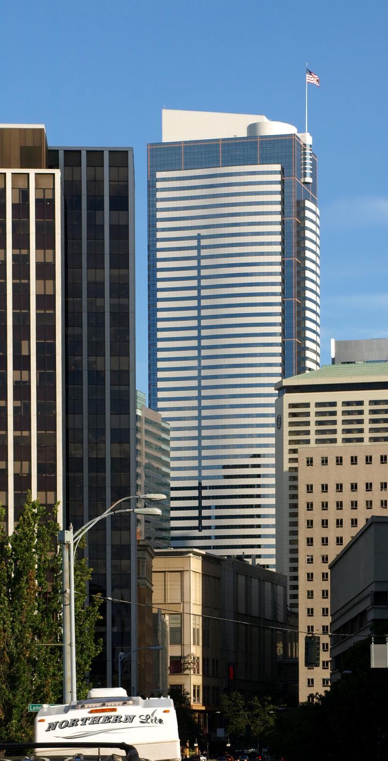 Two Union Square The Skyscraper Center