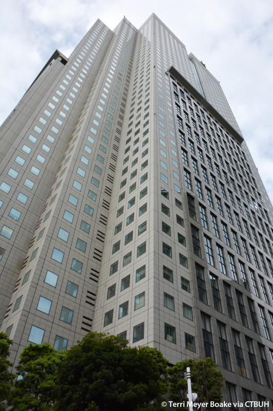 Sanno Park Tower The Skyscraper Center