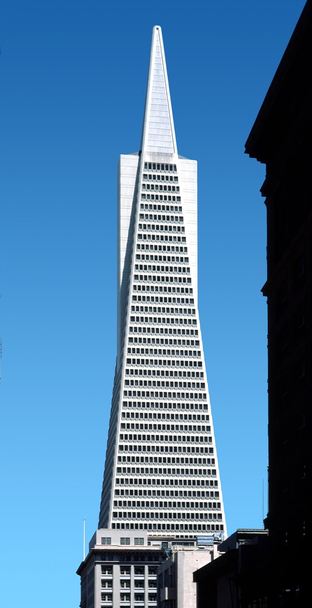 Transamerica Pyramid Center - The Skyscraper Center