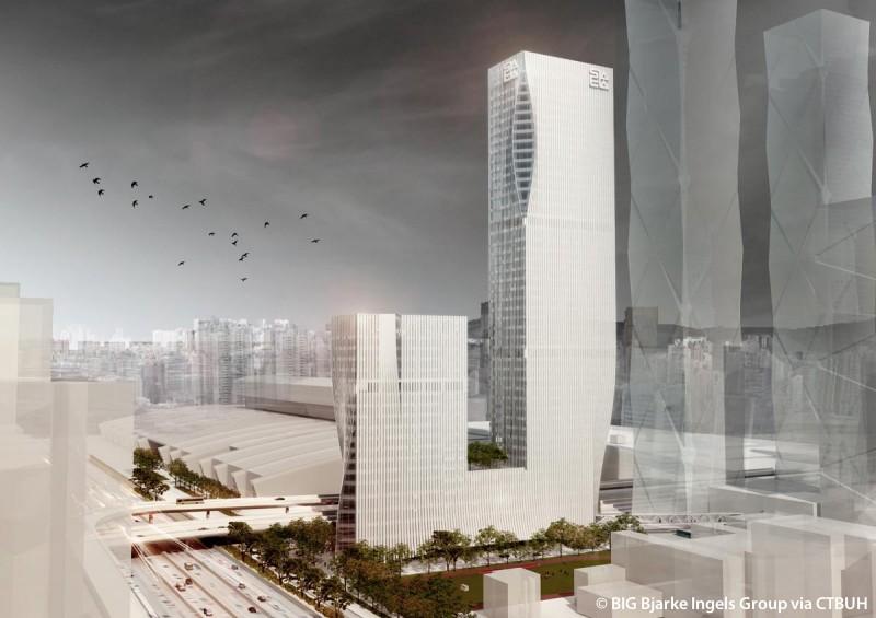 shenzhen energy headquarters north tower  skyscraper center