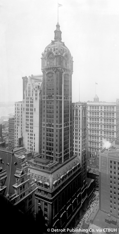Singer Building The Skyscraper Center