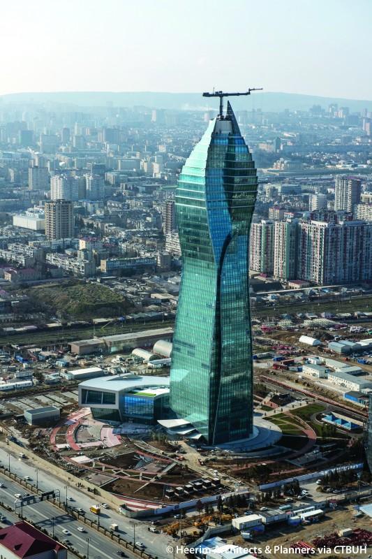 Socar Tower The Skyscraper Center