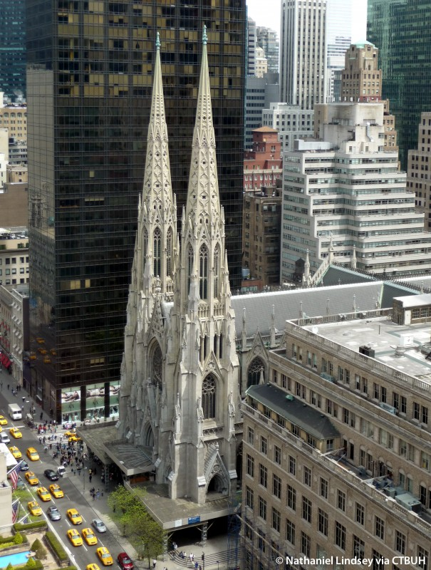 St. Patrick's Cathedral - The Skyscraper Center