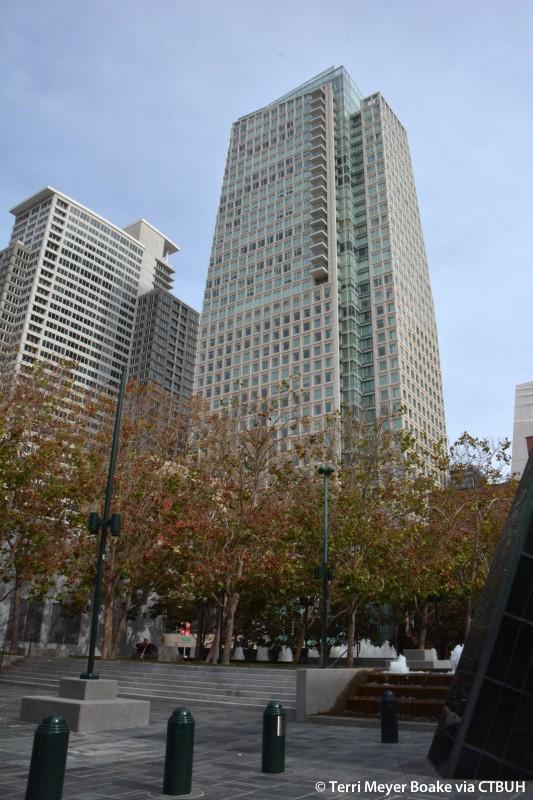 St Regis San Francisco The Skyscraper Center