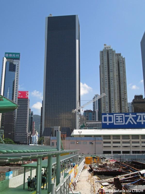 Sun Hung Kai : Sun hung kai centre the skyscraper center