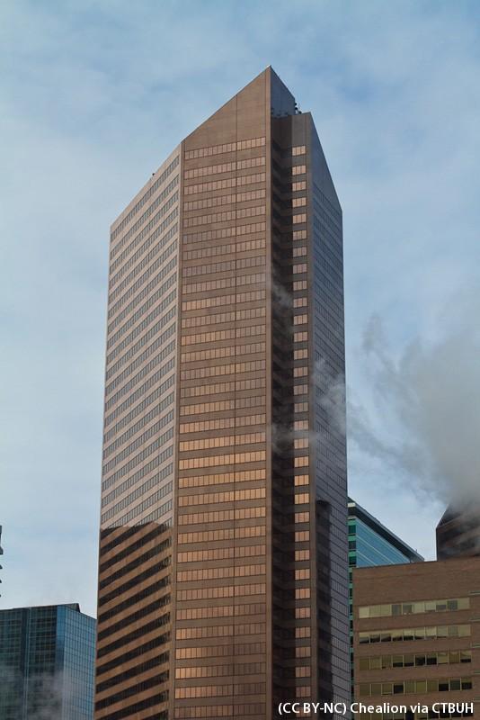 Suncor Energy Centre I - The Skyscraper Center