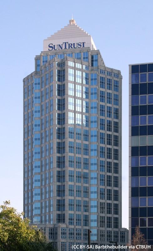 Suntrust Financial Center - The Skyscraper Center