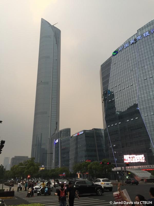 suzhou ifs  skyscraper center