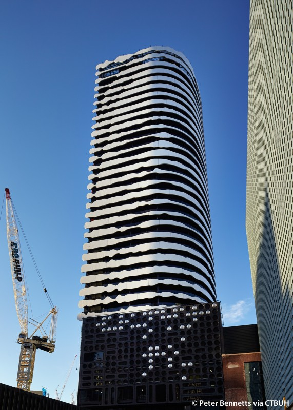 Swanston Square Apartment Tower The Skyscraper Center