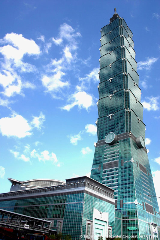 taipei 101 the skyscraper center