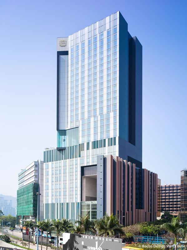 Hotel icon the skyscraper center for Design hotel douala