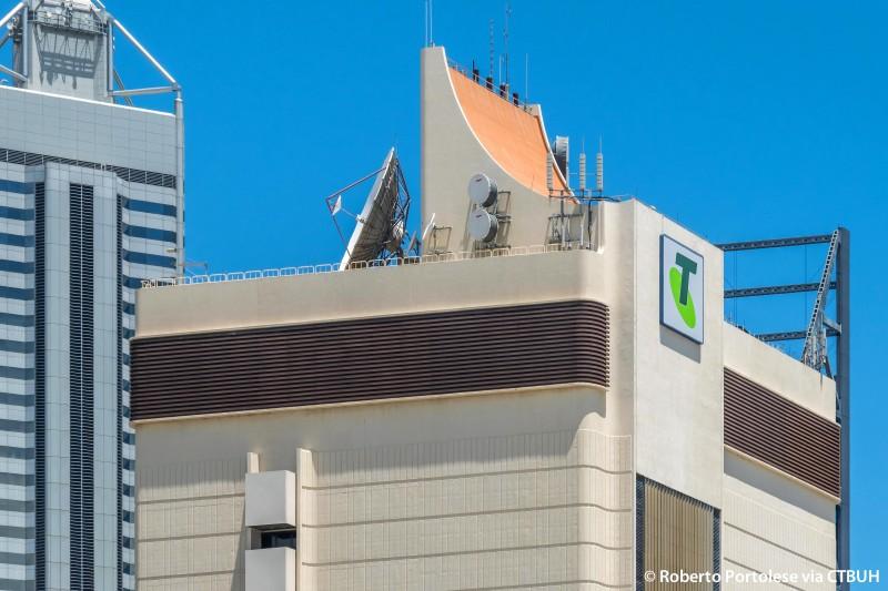 Telstra Exchange - The Skyscraper Center