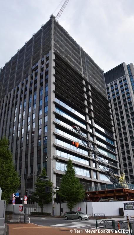 Bank Street Mitsubishi >> Otemachi Park Building - The Skyscraper Center