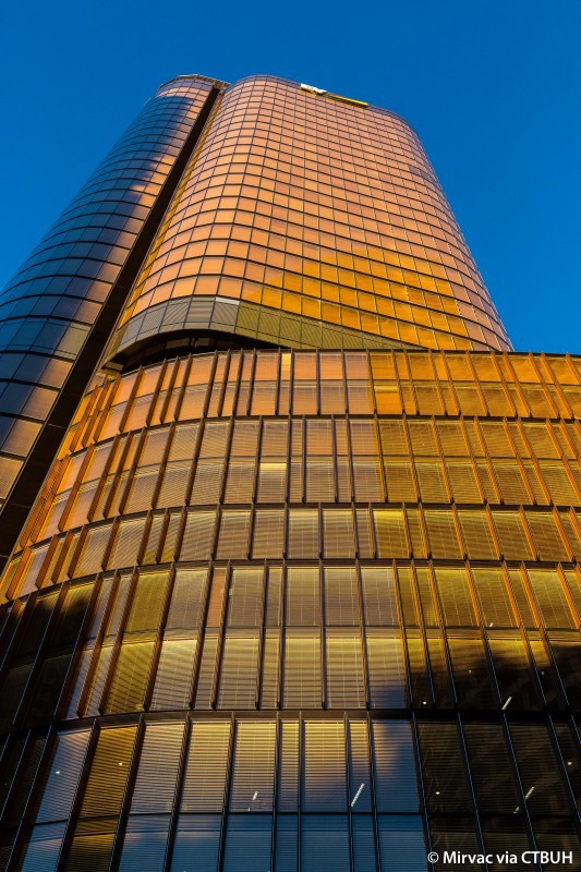 The Ey Centre The Skyscraper Center