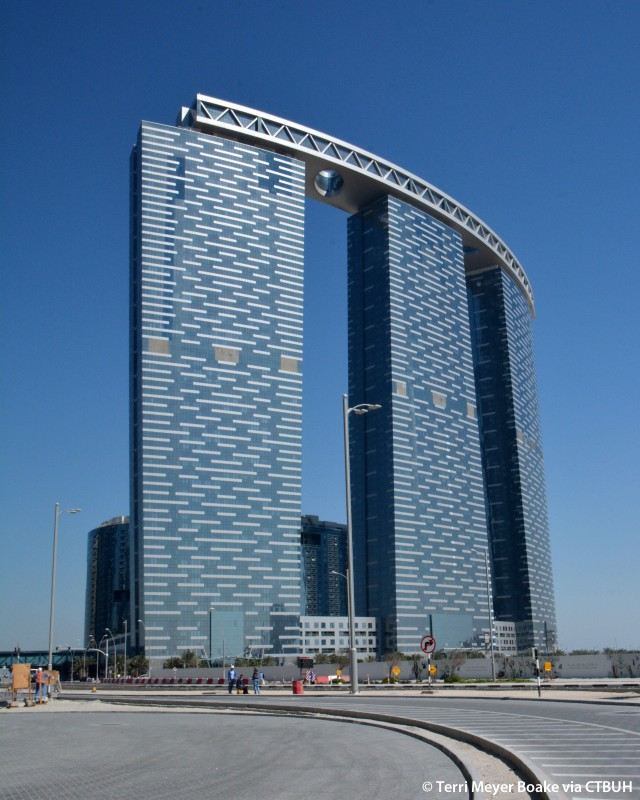 The Gate Residential Tower 1