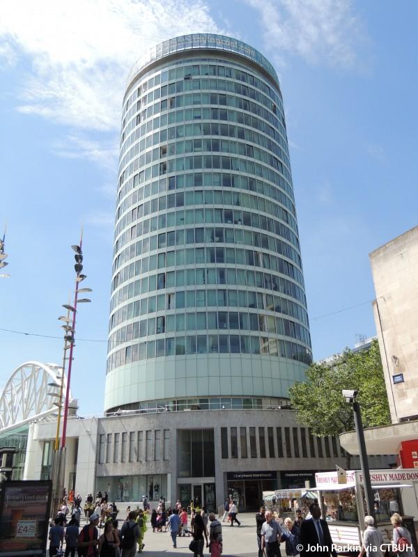 The Rotunda The Skyscraper Center