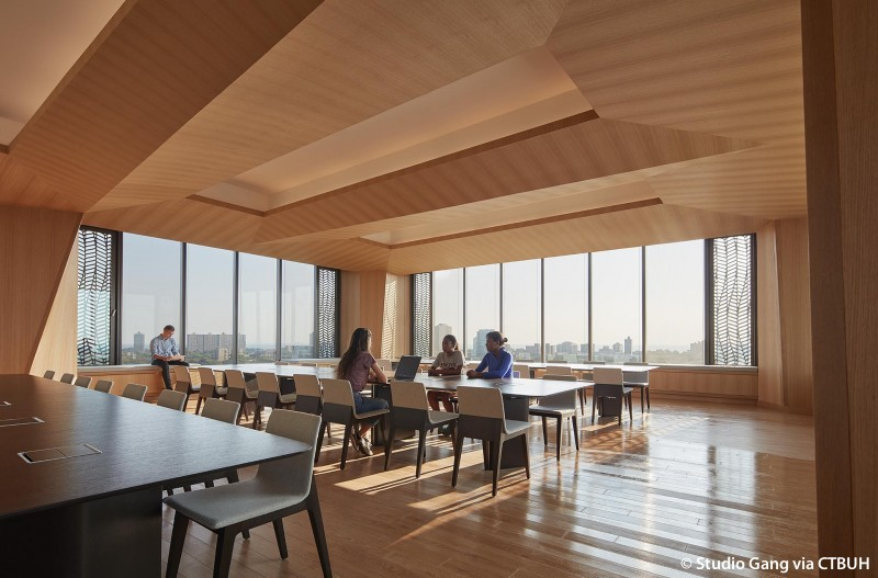 The University Of Chicago Campus North Residential Commons The