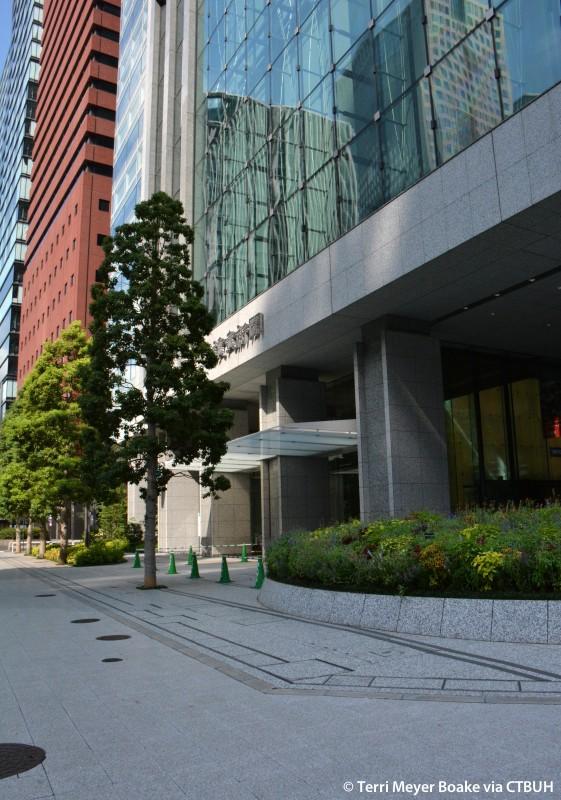 The Yomiuri Shimbun Building The Skyscraper Center