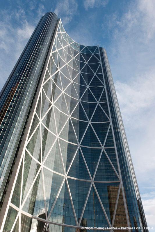The Bow The Skyscraper Center