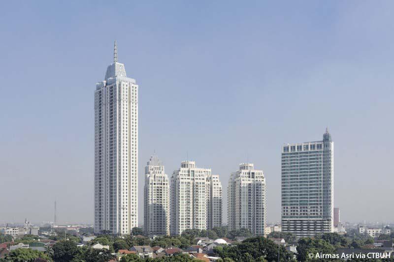 The Pakubuwono Signature | skyscraper center