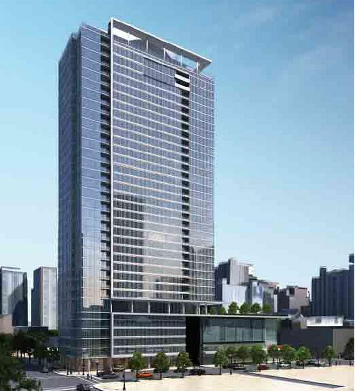 Sinclair Apartments: The Skyscraper Center