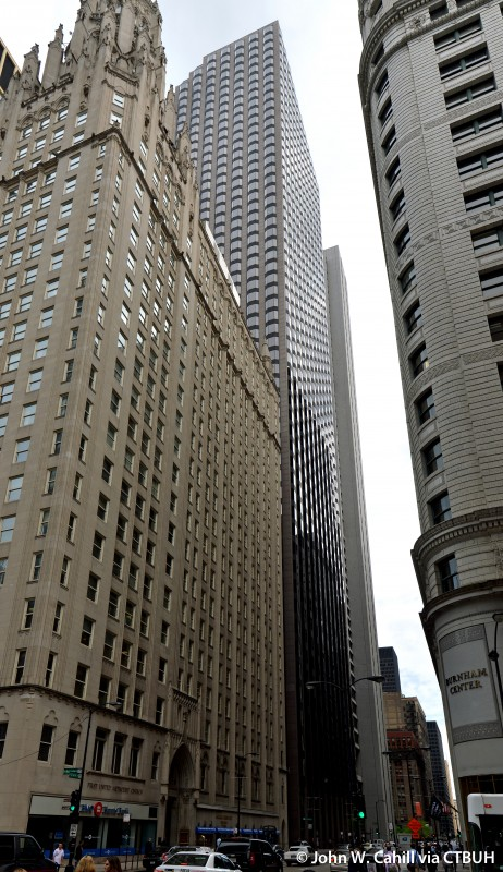 Three First National Plaza The Skyscraper Center