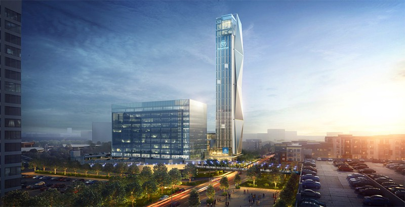 thyssenkrupp North American Headquarters - The Skyscraper Center