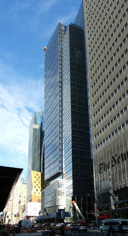 Eleven Times Square The Skyscraper Center