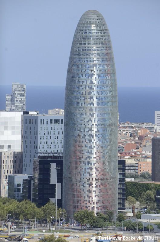 torre glories  skyscraper center