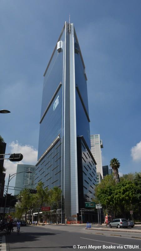 Reforma 180 The Skyscraper Center