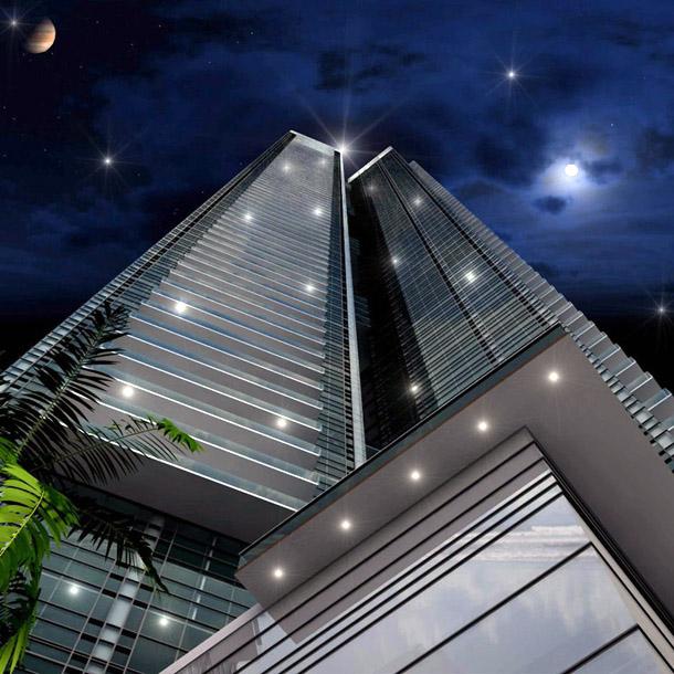 Gates Planetarium: The Skyscraper Center