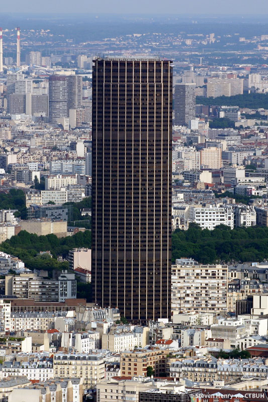 tour montparnasse the skyscraper center. Black Bedroom Furniture Sets. Home Design Ideas